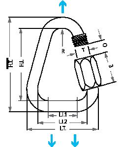 Scheme Delta Maillon rapide